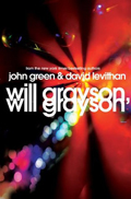 Wil Grayson, Will Grayson Book Cover