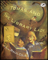 Tomas and the Library Lady book cover