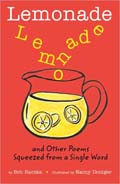 Lemonade and Other Poems cover