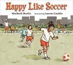 happy like soccer cover