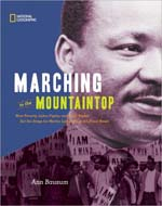 marching to the mountaintop cover