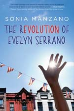 revolution of evelyn serrano cover