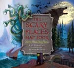 scary places map book cover