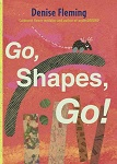 Book cover to go shapes go