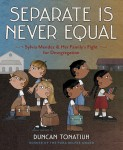 book cover for separate is never equal