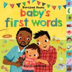 Baby's First Words book cover