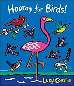 Hooray for Birds book cover