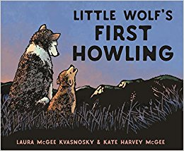 Litle Wolf's First Howling cover